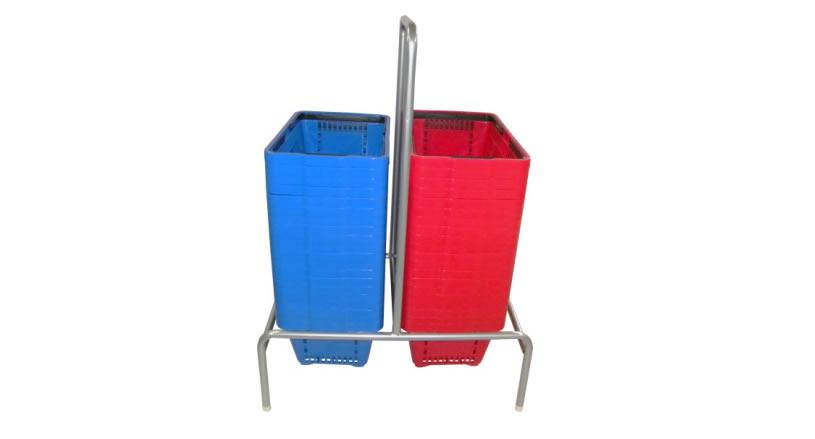 suporte para cestas